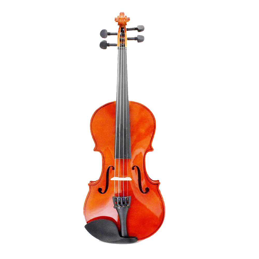 Size 3/4 Natural Violin Basswood Steel String Arbor Bow for Beginners<br>
