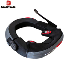 Hot Sales Motorcycle Neck Protector Motocross Neck Brace MX Off Road Protective Gears Scoyco N02(China)