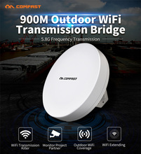 3-5KM Long Range Outdoor Router antenna WIFI CPE 5Ghz 900Mbpsele Wirss AP WIFI Access Point For Ip Camera Bridge Client Routers
