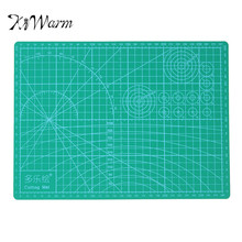 KiWarm A4 Pvc Cutting Mat Double-sided Self Healing Cutting Board Mat Fabric Leather Craft DIY Cutting Pad Quilting Accessories