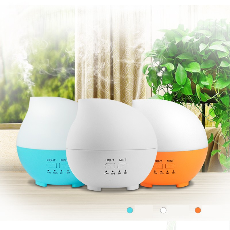 300ML Aroma Aromatherapy Diffuser Humidificadores Difusores Aromaterapia Diffuseur Huile Essentiel Difusor For Home Office<br>