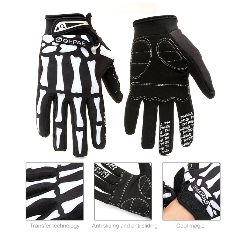 Qepae Full Finger Motorcycle Winter Gloves Screen Touch Guantes Moto Racing/Skiing/Climbing/Cycling/Riding Sport Motocross Glove 16