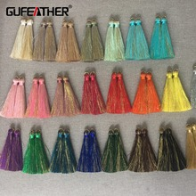 GUFEATHER L59/7.5cm/jewelry accessories/jewelry findings/embellishments/diy accessories/hand made/jewelry making(China)