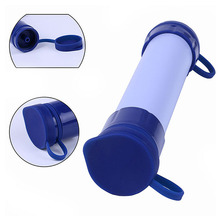 OOTDTY 1 Pc Outdoor Camping Portable Water Filter Water Bottles Purifier Hydration Tool Kit Outdoor Necessity(China)