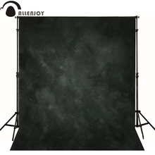 Allenjoy Thin Vinyl cloth photography Backdrop Dark Background For Studio Photo Pure Color photocall Wedding backdrop MH-100
