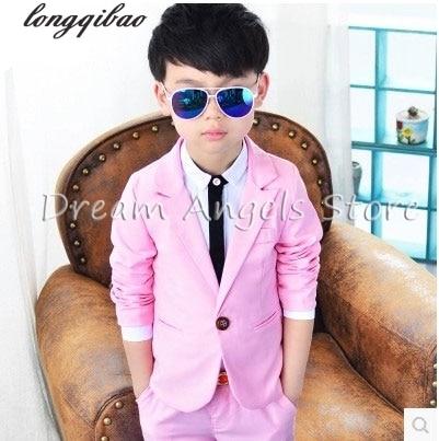 High-quatity classic formal dress kids blazers jackets boys wedding suit children outerwear clothing<br>