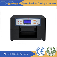 New design digital uv Pencil printer machinery Automatic golf ball printer machinery in china