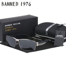 2016 Brand Designer Polarized Oculos fashion Men women Sunglasses UV400 Protection Sun Glasses male driving eyewear with box(China)