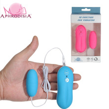 APHRODISIA 10 Speeds Mini Vibrator G-spot Stimulate Vibrating Love Egg Female Masturbate Clitoris Massager Sex Toys For Women