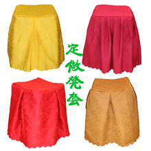 Customize household stool cloth stool chair cover chair covers for plastic stool