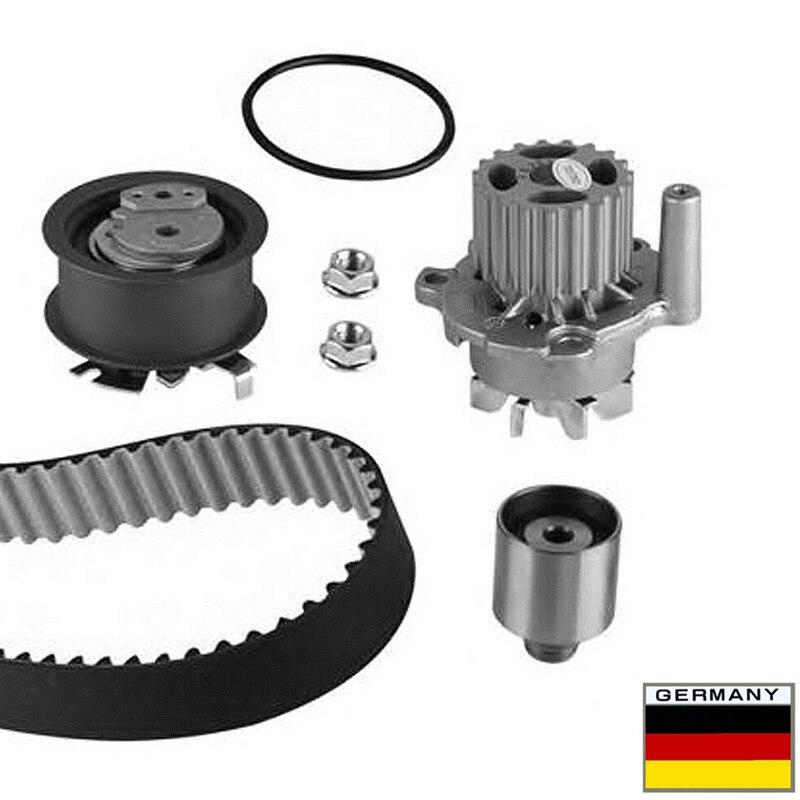 VW Audi 1.8T MK4 B5 A4 Jetta GTI Beetle Passat Timing Belt Kit water pump metal