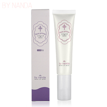 BY NANDA Face Smooth Primer Make Up Pores Invisible Brighten Dull Skin Color Whitening Cream Wrinkle Cover Makeup Base Balm