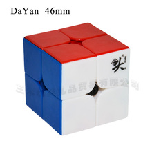dayan zhanchi High-quality 46mm Ultra-Smooth Magic Cube Puzzle Cubes Challenge Gifts Educational Toys cubo magico(China)