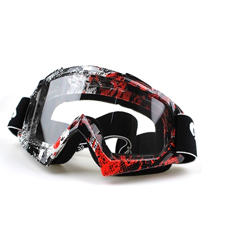 Motorcycle ATV MX DirtBike Motocross off road helmet dust proof wind proof glasses skiing glasses eyewear snow mobile slow down goggles