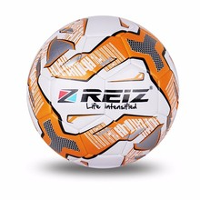 Outdoor Soccer Sporting Standard Size 5 PU Leather Football Sport Training Balls Voetbal Ball Futbol 3 Colors