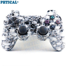 PHTICAL Camouflage Wireless Original For SONY Playstation PS3 Controller Bluetooth Gamepad P3 Joystick for Dualshock 3 Controle