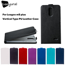 Buy TAOYUNXI Flip Phone Case Cover Leagoo M5 Plus 5.5 inch Wallet Case Card Holder Bag Leather Hood Shield Skin Cover Housing for $3.98 in AliExpress store