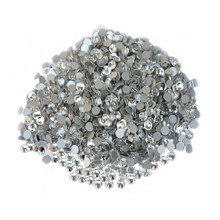 1440pc 2.8mm ss10 Crystal Clear Rhinestones for Nails 3D Bag Body Nail Art  Decoration 10ss Nail Salon Beads Glitter Gems