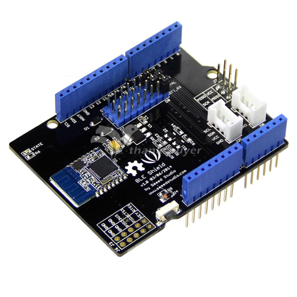 Seeed BLE Shield Bluetooth Expansion Board Compatible with Arduino Seeeduino for DIY<br><br>Aliexpress