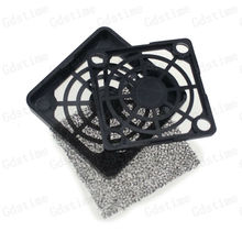 5 Pieces Lot Gdstime 40mm x 40mm 4cm 5 inches 1.6 inch Fan Dustproof Case Dust Grill Filter(China)