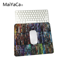 Custom Dota 2 Mouse Pad Boy Gift Pad To Mouse Notbook Computer Mousepad Band Gaming Padmouse Gamer To Laptop Keyboard Mouse Mats(China)