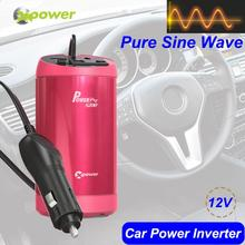 XP Car Pure Sine Wave Power Inverter DC 12V to AC 220V 230V 150W 50Hz Auto Voltage Converter Battery Inverters with Air Purifier(China)