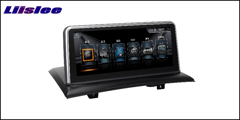 For BMW X3 E83 2003~2010 LiisLee Car Multimedia GPS Audio Hi-Fi Radio Stereo Original Style Navigation NAVI 9