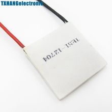 TES1-12704 12V Heatsink TEC Thermoelectric Cooler Peltier 30mm*30mm GOOD