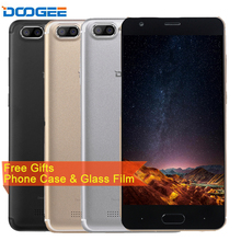 DOOGEE X20 5.0'' Smartphone RAM 2GB ROM 16GB Android 7.0 MT6580 Quad Core Rear Camera with LED Flash 2580mAh GSM WCDMA GPS OTA(China)