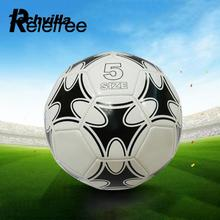 Relefree PVC Soccer Ball Size 5 Training Football Balls balones de futbol Game Match Competition Voetbal Bal(China)