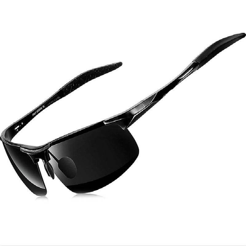 Mens HOT Fashion Driving Polarized Sunglasses for Men Al-Mg metal Frame<br><br>Aliexpress