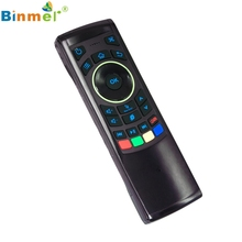 2.4G Remote Control Air Mouse Wireless Keyboard For computer smart devices XBMC Android Mini PC TV Box_KXL0308