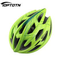 TOPTOTN Bicycle Cycling Helmet Ultralight and Integrally-molded Air Vents Comfort Safety Bike Helmets for MTB Road Bike