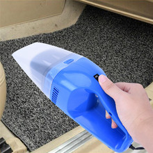1pcs car Large power Multi-function portable vacuum cleaner 12V mini Vehicle mounted vacuum cleaner Professional(China)