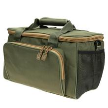 37*25*25cm Fishing Bag Canvas Multifunctional Outdoor Waist Shoulder Bag Fishing Reel Lure Bait Storage Bag Fishing Tackle Pesca(China)