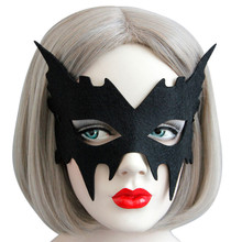 kids halloween costumes for girls Sexy Elegant Eye Face Mask Masquerade Ball Carnival Fancy Party(China)