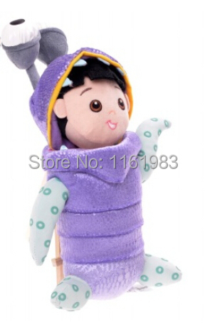 Monsters Inc toy Monsters University plush toy little girl babblin boo 25cm doll for girls soft toys for children<br><br>Aliexpress