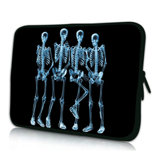 "Men's 14.4"" Notebook Computer Sleeve Case Bags Ultra Slim Netbook Inner Bag 14"" 14.1"" Briefcase For Microsoft Apple Samsung HP(China)"