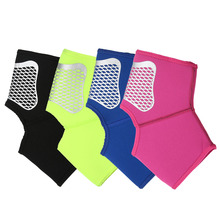 1pcs Sports Ankle Support Ankle Pads Elastic Brace Guard Foot Ankles Protector Wrap For Bicycle Football Neoprene Basketball New(China)