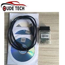 High Quality Tactrix ECU Chip Tuning Tool Tactrix Openport 2.0 ECU Flasher Full Software With 4 PCS CDs Reflash Multi-Brand Cars