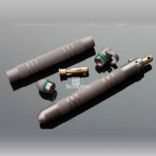 EDC outdoor portable gadgets defense defense pen cool stick Tengmeixi shell (Cuba titanium version)