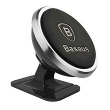 Baseus Universal Car Phone Holder 360 Degree GPS Magnetic Mobile Phone Holder Stand For iPhone7 Samsung S8 Magnet Mount Holder