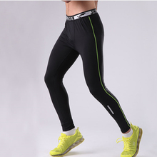 Compression Training Pants Men Running Fitness Gym Pants Men Basketball Tights Football Leggings Trouser Quick Dry Running Pants