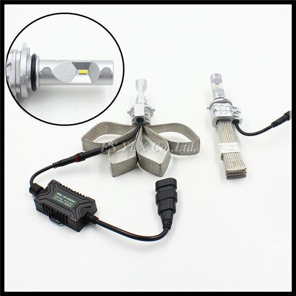 44W 9006 LED Headlight 9006 HB4 Car auto LED headlamps DRL fog light 9006 HB4 LED headlight Conversion kit 8000LM Waterproof<br><br>Aliexpress