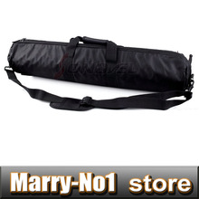 75cm Padded Camera Monopod Tripod Carrying Bag Case For Manfrotto GITZO SLIK(China)