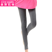 Nice mama legging maternity 2013 spring and summer fashion maternity pants trousers maternity clothing(China)