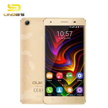 Original OUKITEL C5 Pro LTE 4G 5.0 inch Smartphone Android 6.0 MTK6737 Quad Core Cellphone 2GB 16GB 5.0MP 2000mAh Unlocked Phone(China)