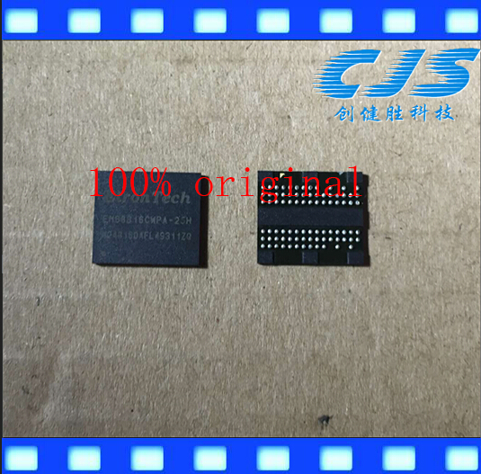 100% original EM68B16CWPA-2.5H EM68B16 EM68B16CWPA EM68B16CWPA-2.5 BGA<br><br>Aliexpress