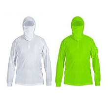 New Outdoor UV Protection Jacket Men Women Fast Drying Windproof Breathable Fishing Clothes Overall Hoodies Sports Coats RM076(China)