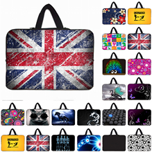 "10"" 11.6"" 12"" Tablet Netbook Cover Bags PC Handbag Hot Sale 13.3 14.4 15 16.8 17.4 Inch Notebook Soft Neoprene Pouch Bags Cases"
